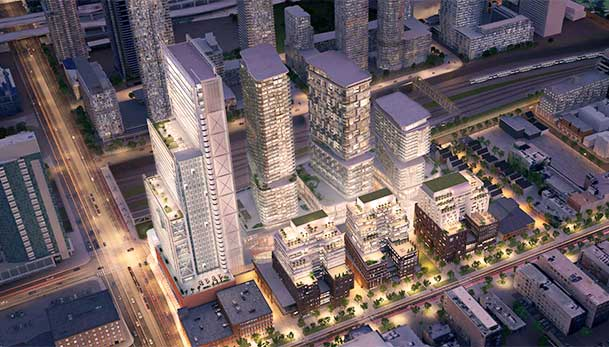 A New Mixed-Use Community In The Wellington Place Neighbourhood